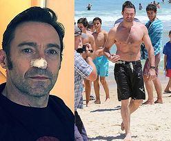 """Hugh Jackman: """"Znowu usunięto mi komórki nowotworowe"""""""