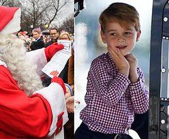 """Książę Jerzy napisał list do świętego Mikołaja! """"W tym roku byłem grzeczny"""" (ZDJĘCIA)"""