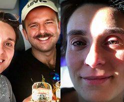 """Żona Sławomira pokazała zdjęcia bez makijażu! """"Myślałam, że to Marcin Miller z Boysów"""""""