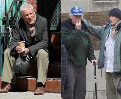 """Richard Gere udawał bezdomnego: """"Ludzie po prostu mnie mijali i zerkali z pogardą"""""""