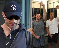 Hugh Jackman ma raka skóry. Już po raz trzeci! (FOTO)