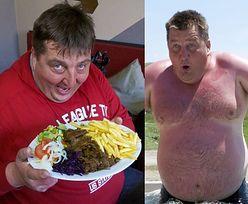 Rolnik bez żony chwali się, że schudł 12 kilogramów!