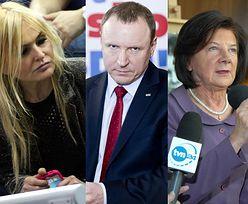 """Olejnik o """"Wiadomościach"""": """"Wygumkowano prezydentową Marię Kaczyńską"""""""
