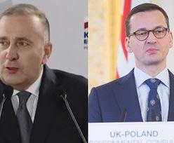 """Grzegorz Schetyna grzmi z mównicy: """"Szukacie hitlerowców wśród nauczycieli, a nie widzicie neofaszystów pod własnym nosem"""""""