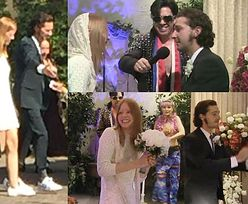 Shia Labeouf wziął ślub w Las Vegas! (FOTO)
