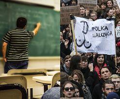 """Doniósł na nauczycielki z """"Czarnego Protestu"""" i STRACIŁ PRACĘ, bo okazało się, że jest... ZŁODZIEJEM!"""