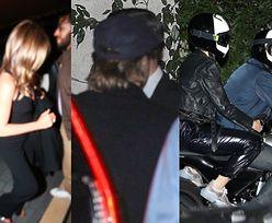 Brad Pitt pojawił się na 50-tce Jennifer Aniston! Próbował przemknąć incognito... (FOTO)