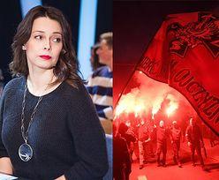 """Dancewicz o uczestnikach Marszu Niepodległości: """"To jest dokładnie ten sam korzeń, co DŻIHADYŚCI"""""""