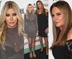 Caitlyn Jenner promuje młodszą o 46 lat kochankę w Hollywood