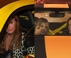 Zalotna Caitlyn Jenner podwozi porsche o 47 lat młodszą dziewczynę na romantyczną kolację (ZDJĘCIA)