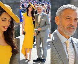 George i Amal przyćmili państwa młodych na królewskim ślubie?