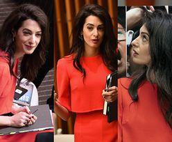 Zjawiskowa Amal Clooney przemawia podczas Zgromadzenia Ogólnego ONZ (ZDJĘCIA)