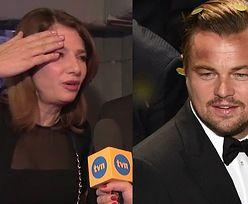 """Wolszczak o DiCaprio: """"Nie byłam w stanie znieść tej męki. Kocham Leo, ale nie za tę rolę"""""""