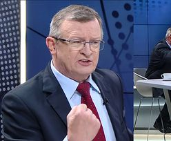 """Rozemocjonowany Tadeusz Cymański o klapsach: """"Dzieci potrafią doprowadzić do szału"""""""