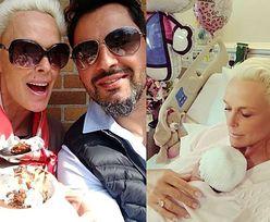 54-letnia Brigitte Nielsen urodziła córkę!