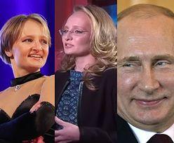 Tajemnicza córka Putina wystąpiła w telewizji! Po raz pierwszy w życiu...