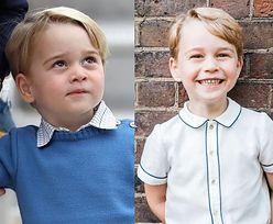 Już jest nowy urodzinowy portret księcia Jerzego!