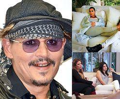 Johnny Depp kupił córce... UŻYWANĄ KANAPĘ Kardashianek za siedem tysięcy dolarów!