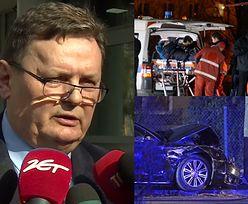 """Prokuratura bada """"czarne skrzynki"""" z auta Szydło. """"Dane z rejestratorów przetną spekulacje o wypadku"""""""