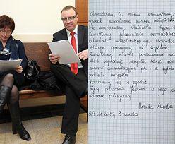 List rozwodowy nowego wiceministra kultury