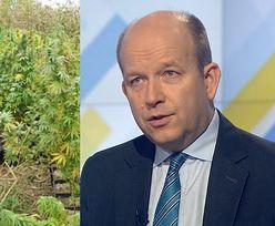 """Minister zdrowia ostrzega: """"Marihuana jest niebezpiecznym narkotykiem!"""""""