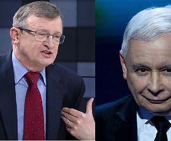 """Cymański o Kaczyńskim: """"Uważam, że jest NIEOCENIONY! Nie odejdzie z polityki"""""""