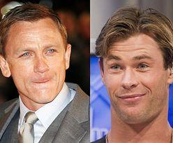 """Chris Hemsworth zagra następnego Bonda?! """"Nie znam wielu ludzi, których na to stać!"""""""