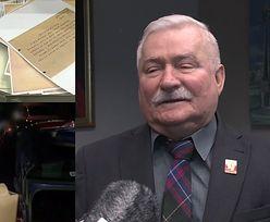 """Jest nowa opinia grafologów o teczce Bolka. Szczęśliwy Wałęsa: """"Prawda musi zwyciężyć!"""""""