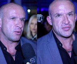 """Oświeciński o roli w """"Pitbullu"""": """"Moje teksty przejdą do historii"""""""