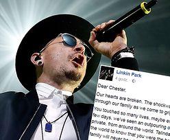 """Muzycy Linkin Park żegnają Chestera wzruszającym listem: """"Poruszyłeś tak wielu ludzi. Kochamy cię i bardzo za tobą tęsknimy"""""""