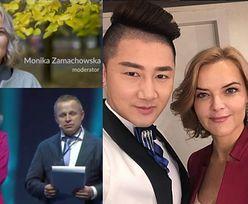 """Monika Zamachowska... REKLAMUJE """"PIRAMIDĘ FINANSOWĄ""""! Tak zarabia na alimenty Zbyszka?"""