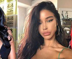 """Modelka oskarża Kylie Jenner o ZNĘCANIE SIĘ! """"Ona jest S*KĄ DLA WSZYSTKICH"""""""