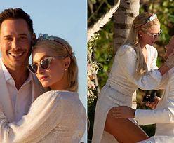 """Paris Hilton ZARĘCZYŁA SIĘ na prywatnej wyspie! """"Nie ma nikogo innego, z kim chciałabym spędzić WIECZNOŚĆ"""" (ZDJĘCIA)"""
