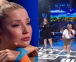 """""""The Voice Kids"""". Wzruszona Cleo chwali występ drużyny Dawida Kwiatkowskiego: """"Ciotka się spłakała troszkę"""""""
