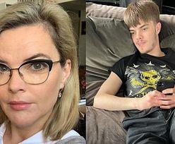 """Monika Zamachowska przeżywa MATURĘ syna: """"Asperger nie ma nad nami władzy"""""""