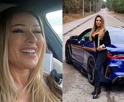 """Sylwia Peretti z """"Królowych Życia"""" popisuje się autem wartym majątek: """"MAM CI POKAZAĆ FAKTURY?!"""""""