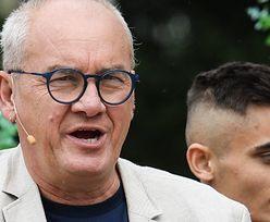 """Michał Olszański twierdzi, że wcale nie miał ksywy """"MAMMOGRAF"""": """"To WSTRĘTNE"""""""