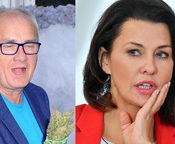 """Zdystansowana Anna Popek o pracy z Michałem Olszańskim: """"Zawsze na mnie TROCHĘ KRZYCZAŁ"""". Dziennikarz odpowiedział"""
