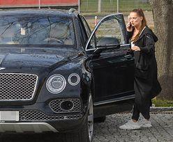 Policja znalazła części ze SKRADZIONEGO BENTLEYA Joanny Liszowskiej