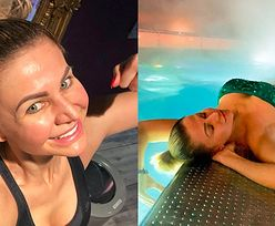 """Rozmarzona Maja Rutkowski kusi fanów zdjęciem w stroju kąpielowym: """"Relax"""" (FOTO)"""