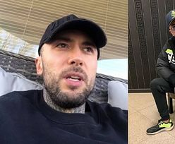 """""""Poszkodowany"""" Malik Montana apeluje do fanów i atakuje feministki: """"Ich ideologia to CHOROBA PSYCHICZNA"""""""