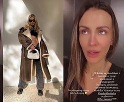 """Sara Boruc świętuje kolejny sukces. Płaszcz jej marki zachwycił... aniołka Victoria's Secret: """"Wstawiła fotę i otagowała"""""""