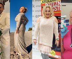 """Co słychać u """"Słowikowej""""? Monika Banasiak jest dziś przykładną żoną, pielęgniarką i... piosenkarką disco polo (ZDJĘCIA)"""