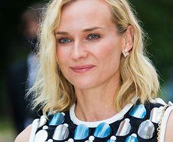"""Diane Kruger bryluje na imprezie w kusej stylizacji. """"Matka powiedziała mi, że jestem ZA STARA na taką sukienkę"""" (ZDJĘCIA)"""