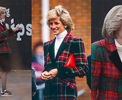 """Kristen Stewart jak księżna Diana na planie filmu """"Spencer"""". Podobna? (ZDJĘCIA)"""