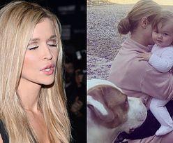 """WTULONA W CÓRKĘ Joanna Krupa rozpływa się nad macierzyństwem: """"Nie ma słów na opisanie tego uczucia"""" (FOTO)"""