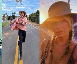 Tak Marcelina Zawadzka bawi się w Los Angeles: spacery środkiem ulicy, zachody słońca i pałaszowanie burgerów