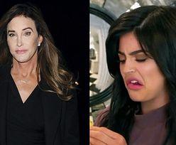 Caitlyn Jenner straszy upiornym makijażem (FOTO)
