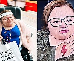 """Niepełnosprawna blogerka sprzeciwia się wyrokowi TK: """"Brońmy życia, nie WEGETACJI"""""""