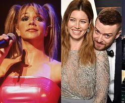"""Jessica Biel wspiera Justina Timberlake'a po przeprosinach dla Britney Spears: """"Kocham cię!"""""""